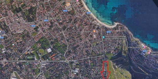 Mondello – Terreno edificabile 600 mq