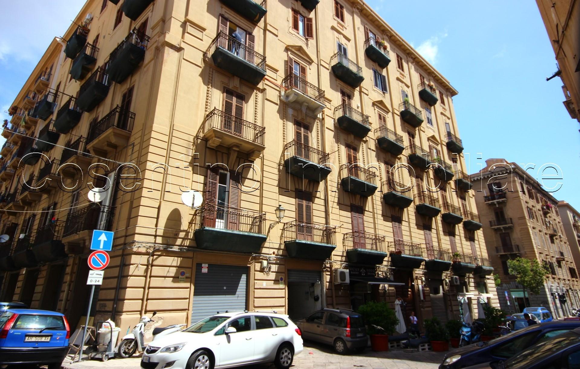 Via Roma – Via Santa Rosalia locale commerciale