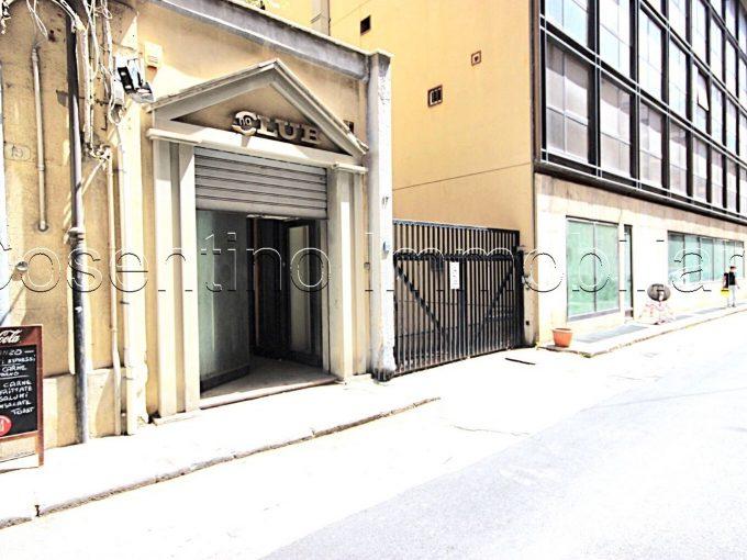Palermo centro, Negozio 40 mq