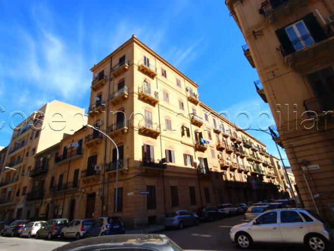 Palermo Tribunale, quadrivani in palazzina primo 900